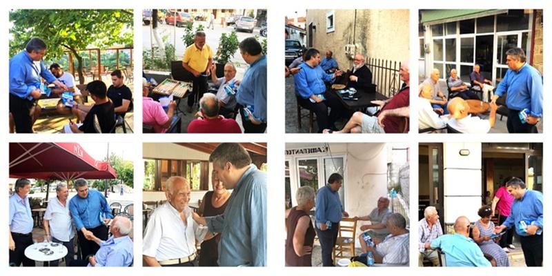 Μίλτος Χρυσομάλλης «ισχυρή εντολή» ώστε η Νέα Δημοκρατία να εφαρμόσει  ανεπηρέαστη το πρόγραμμα της 34