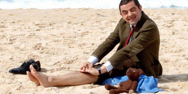 Στην Ελλάδα ο «Mr Bean» για τις διακοπές του