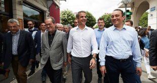 Μια γροθιά η ΝΔ υπέρ του Νίκα στην Περιφέρεια Πελοποννήσου