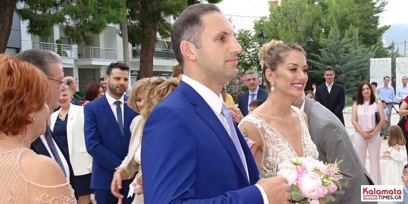 Γάμος και Βάφτιση για τον Γεώργιο Καρκατζούλη και την Ηρώ Ζάχου