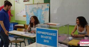 live τααποτελέσματατων εκλογών