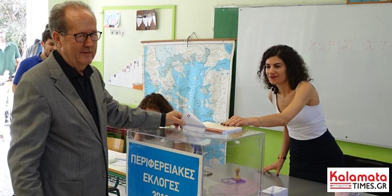 Περιφέρεια Πελοποννήσου: Προβάδισμα και νίκη Νίκα με 52,7%. 33