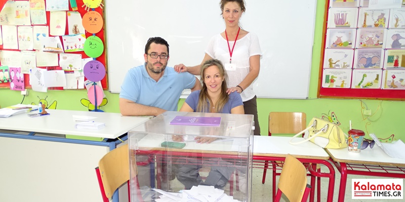 Καλαμάτα: Ψήφο στις παραλίες τεράστια αποχή στις εκλογές 39
