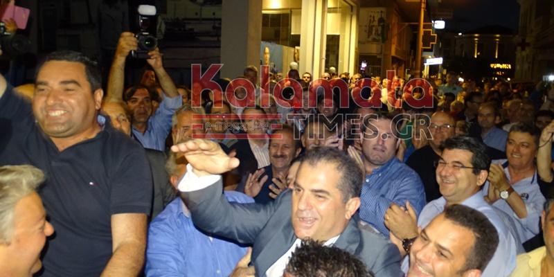 Ο Θανάσης Βασιλόπουλος νέος δήμαρχος Καλαμάτας 23