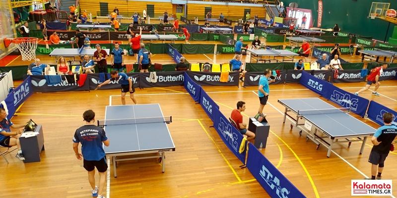 Πανελλήνιο πρωτάθλημα Πινγκ Πονγκ Καλαμάτα