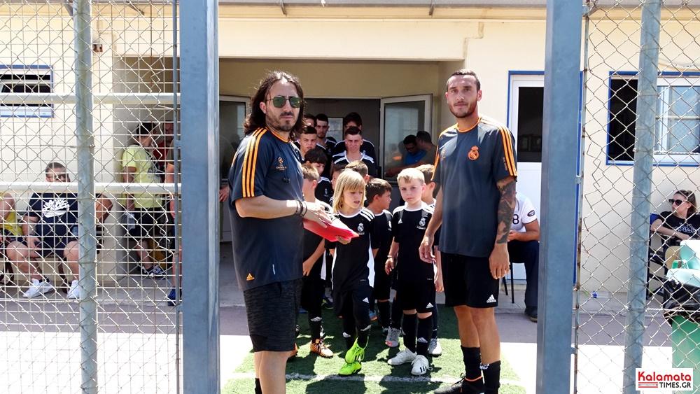 Real Madrid Foundation στην Καλαμάτα (photos) 5