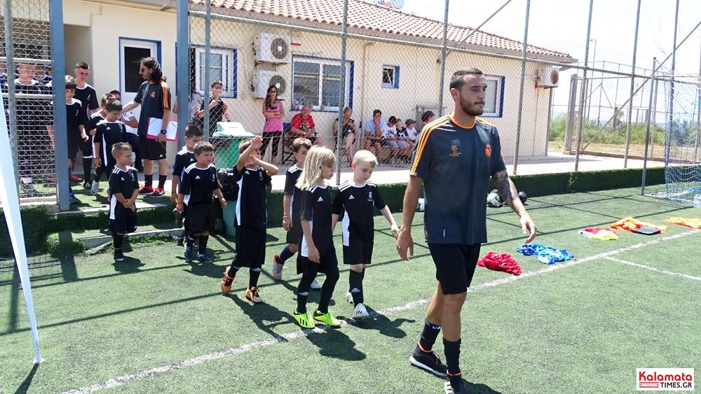 Real Madrid Foundation στην Καλαμάτα (photos) 6