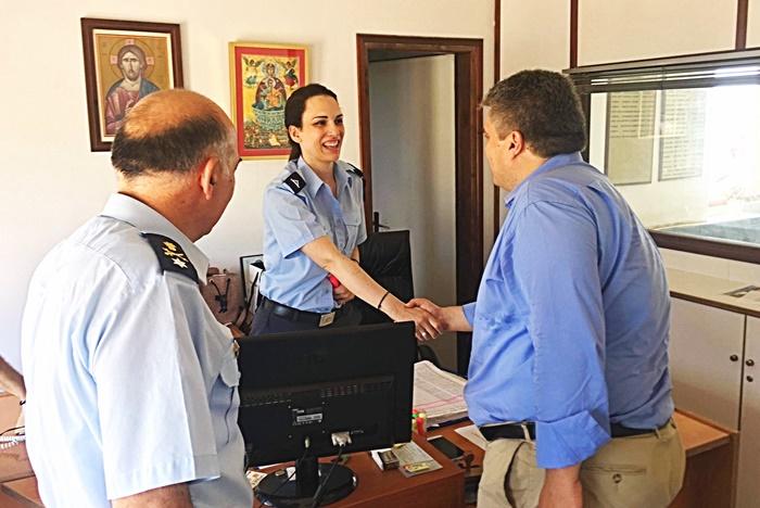 Μίλτος Χρυσομάλλης: «Υποχρέωση μας να βρισκόμαστε στο πλευρό των ανθρώπων των Σωμάτων Ασφαλείας» 22