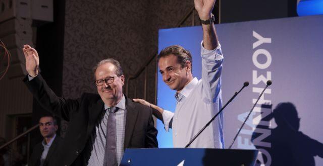 Μητσοτάκης: Η μεγάλη πολιτική αλλαγή θα ολοκληρωθεί στις 7 Ιουλίου