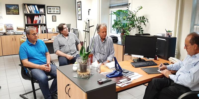 Ο Παναγιώτης Νίκας συνεχίζει τις επισκέψεις σε έδρες της περιφερειακής ενότητας Πελοποννήσου 23