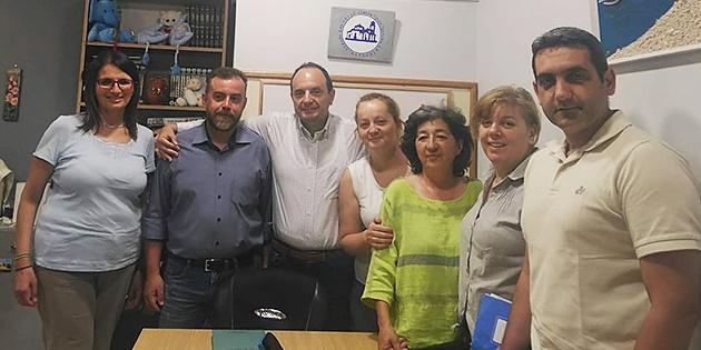 Ο Χρήστος Κορομηλάς επανεξελέγη πρόεδρος του Συλλόγου Τριτέκνων Μεσσηνίας 5
