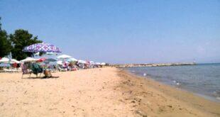 παραλία της Μπούκας