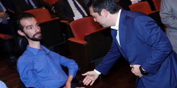 Όταν ο Αλέξης Τσίπρας συνάντησε τον Στέλιο Κυμπουρόπουλο – Η χειραψία που δεν έγινε ποτέ 20