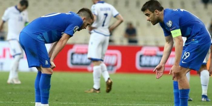 Μανωλάς Παπασταθόπουλος, δεν ξανά παίζουμε στην εθνική αν δεν φύγει ο Αναστασιάδης 2