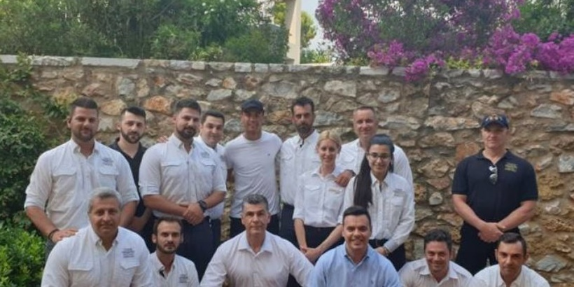 Κριστιάνο Ρονάλντο: 25.000 ευρώ φιλοδώρημα στους εργαζομένους του «Costa Navarino» 7
