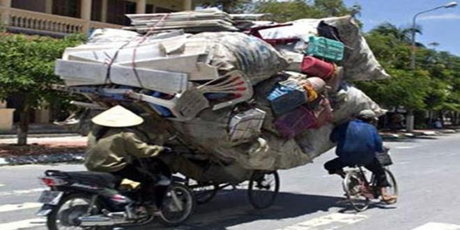 Τρελές μεταφορές στο Βιετνάμ 1
