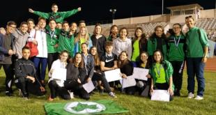 Με 36 Αθλητές και Αθλήτριες θα Συμμετέχει ο Μεσσηνιακός στην Διοργάνωση «Θώδεια» στο Λουτράκι