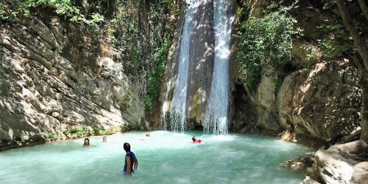 Ε.Ο.Σ. Καλαμάτας: Διάσχιση ποταμού Νέδας (14/07/19) 3