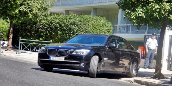 Αρνήθηκε τα πρωθυπουργικά θωρακισμένα αυτοκίνητα ο Μητσοτάκης
