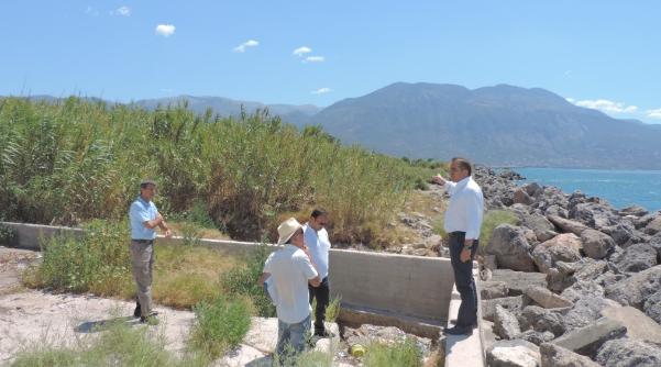 Θανάσης Βασιλόπουλος, αξιοποίηση 49 στρέμματα στη Δυτική Παραλία 2