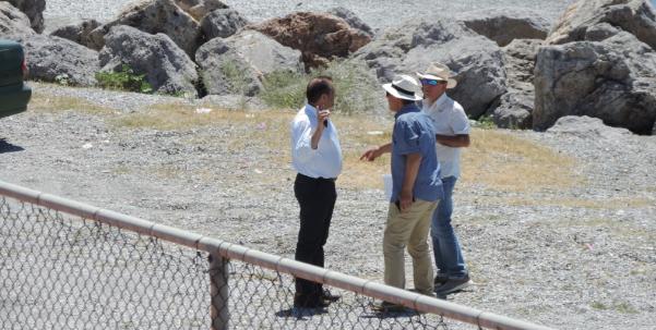 Θανάσης Βασιλόπουλος, αξιοποίηση 49 στρέμματα στη Δυτική Παραλία 1