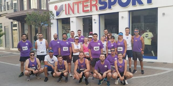 kalamata running project