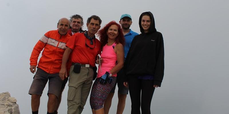 Στο Χαλασμένο οι ορειβάτες του Ευκλή 2