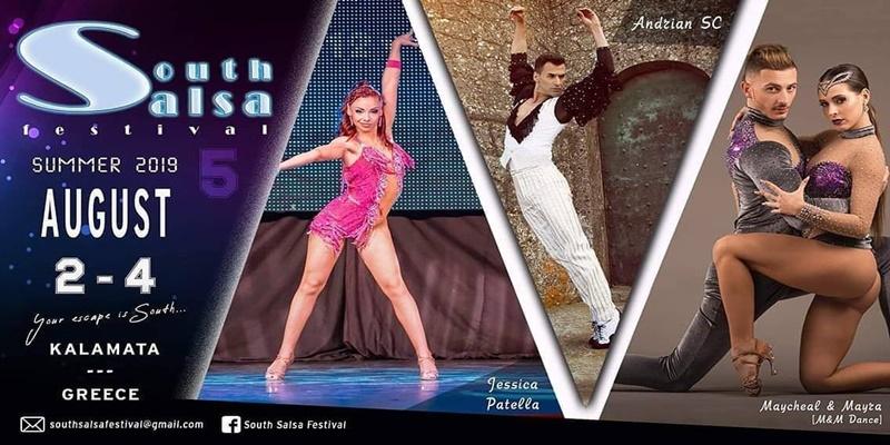 Στην Καλαμάτα το 5ο South Salsa Festival, η χορευτική απόδραση του νότου! 16
