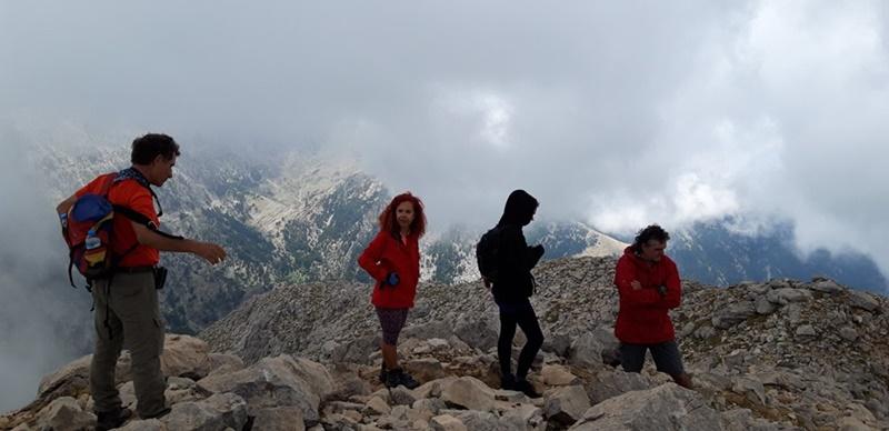 Στο Χαλασμένο οι ορειβάτες του Ευκλή 3