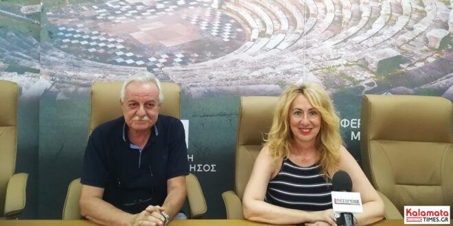 Αντωνία Μπούζα: Παραδίδουμε το Διοικητήριο Μεσσηνίας πλήρως ανακαινισμένο (video)