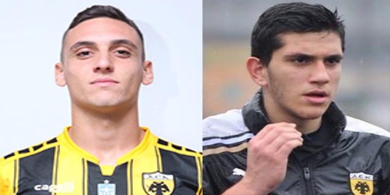 ΠΣ Η Καλαμάτα ενισχύεται με δυο νέους παίκτες από την ΑΕΚ 12