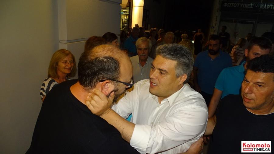 Χαμός στο εκλογικό κέντρο του Μίλτου Χρυσομάλλη! 5