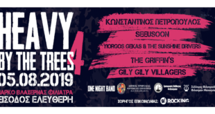 heavy by the trees festival