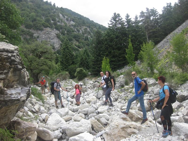 Στο Χαλασμένο οι ορειβάτες του Ευκλή 4