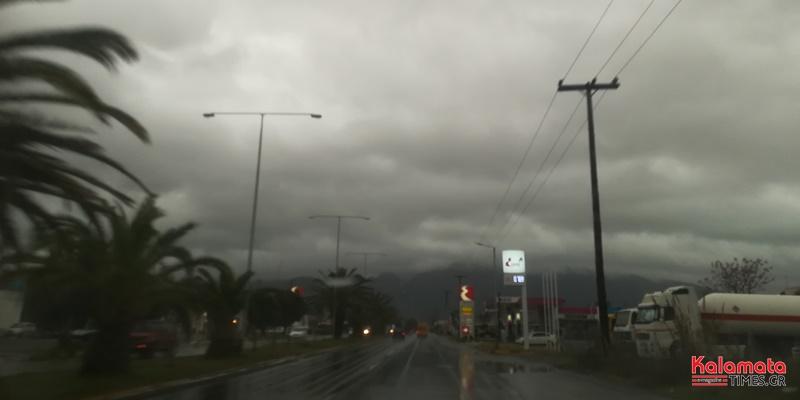 Έκτακτο δελτίο καιρού – ΕΜΥ: Καύσωνας και βροχές τις επόμενες ώρες 5