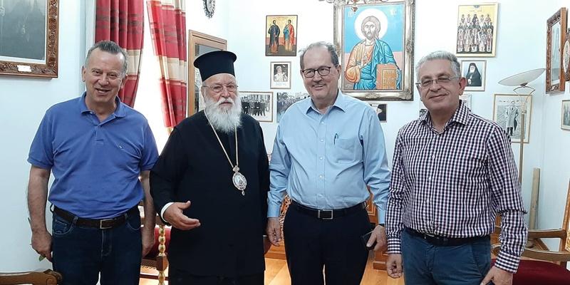 Συνεχίζει να οργώνει την Πελοπόννησο ο Παν. Νίκας προκειμένου να ενημερωθεί 18