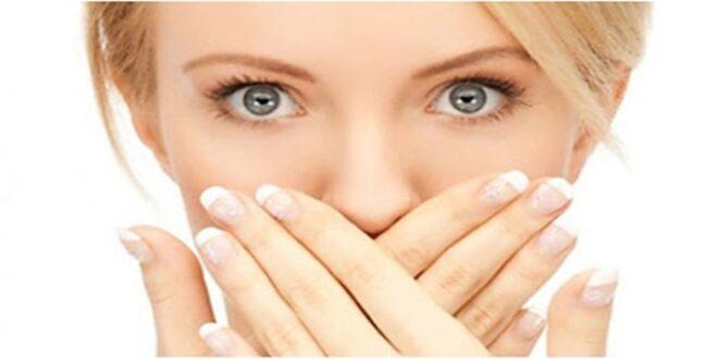 Τι σοβαρό μπορεί να κρύβει η κακοσμία του στόματος; Φυσικοί τρόποι πρόληψης