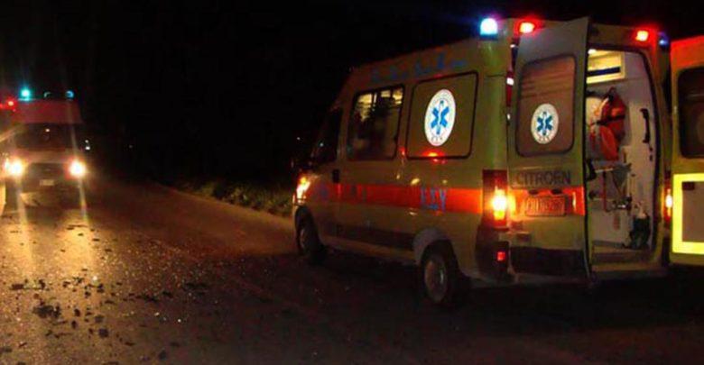 Σκοτώθηκε 36χρονη συνεπιβάτης μηχανής στους Γαργαλιάνους 4