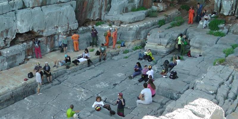 Ε.Ο.Σ. Καλαμάτας: Σπηλαιολογική εξόρμηση στο «Καταφύγι» Σελίνιτσας 10