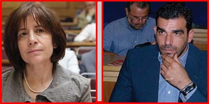Εκλογές 2019: Οι βουλευτές που μένουν εκτός Βουλής 6