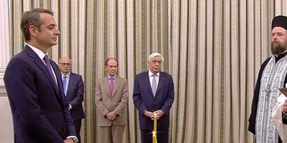 Ορκίστηκε πρωθυπουργός ο Μητσοτάκης – Ποια ονόματα ακούγονται για τα υπουργεία 16