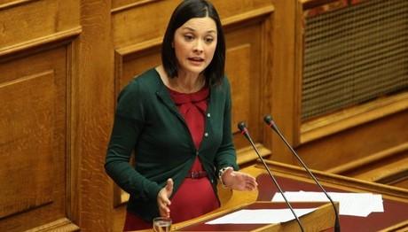Η Νάντια Γιαννακοπούλου και οι υπόλοιπες γυναίκες στη νέα βουλή