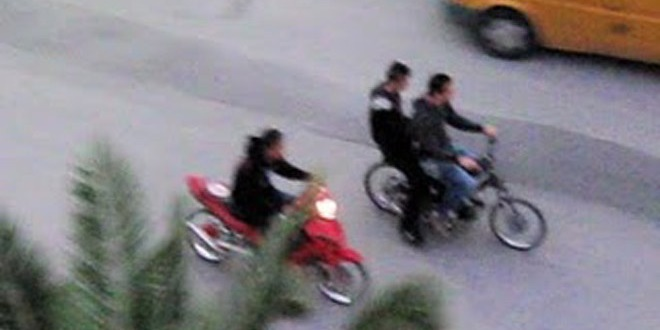 Έκλεψαν μηχανή από κοπέλα στην Καλαμάτα και συνελήφθησαν ενώ έκαναν βόλτα 1