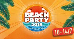 beach party festival