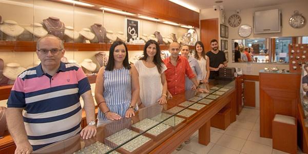 Κόσμημα Κοντόπουλος Καλαμάτα Ομάδα - «Λευκή Νύχτα» με προσφορές έως 60% μόνο στα καταστήματα «Κοντόπουλος»!