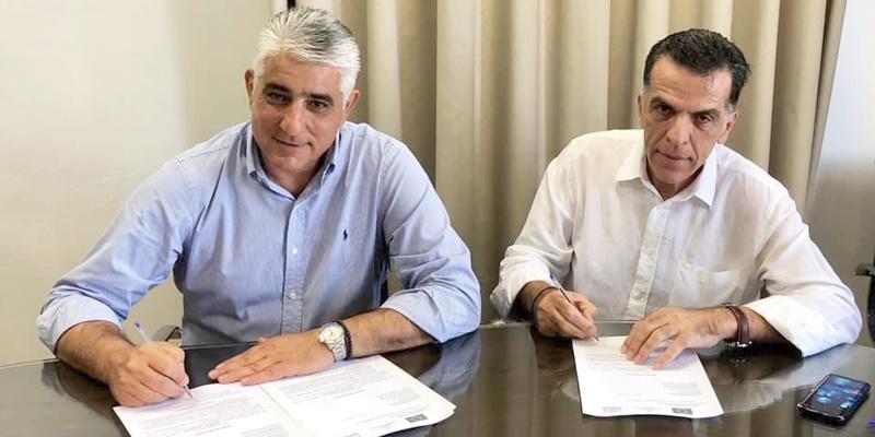 Υπογράφηκε η σύμβαση για την κατασκευή αντλιοστασίων ακαθάρτων Γιάλοβας 11