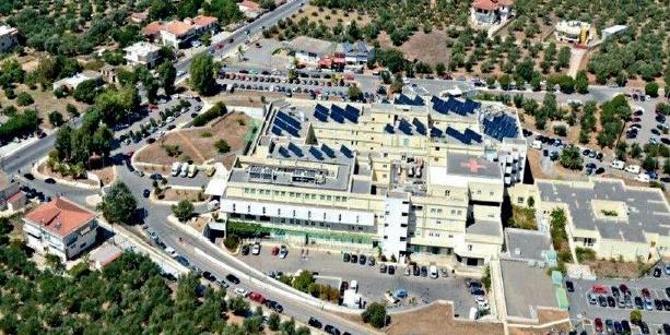 Προσθήκη ενός ακόμη ορόφου 1.000τ.μ στο Νοσοκομείο Καλαμάτας 1