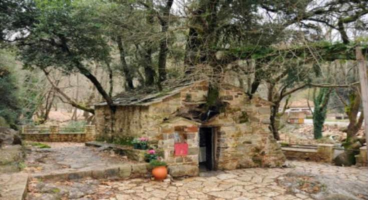 Η εκκλησιά που στη στέγη της φύτρωσαν 17 δέντρα είναι προορισμός από μόνη της! (video) 1