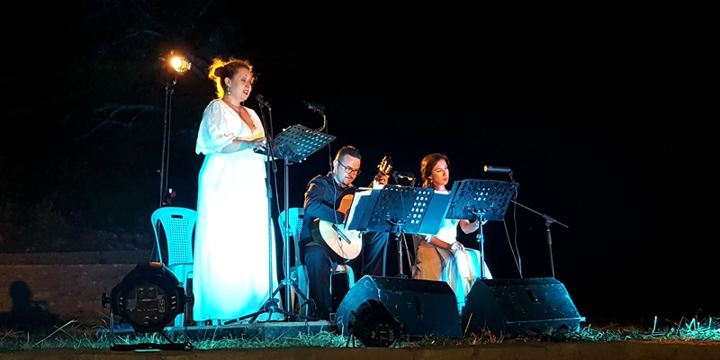 Μοναδική εκδήλωση «Στην αυγή της πανσελήνου...» με φόντο το Ναό του Επικούριου Απόλλωνος 17