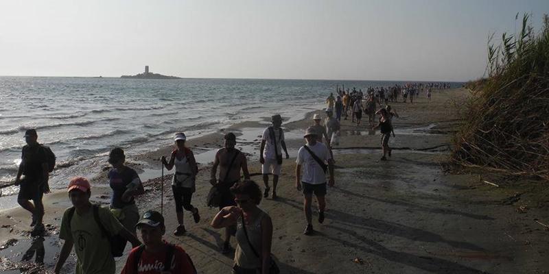 Οι πεζοπόροι του Ευκλή θα απολαύσουν την Πανσέληνο του Αυγούστου στο ''Μονοπάτι των Θαλασσοκρίνων'' 11